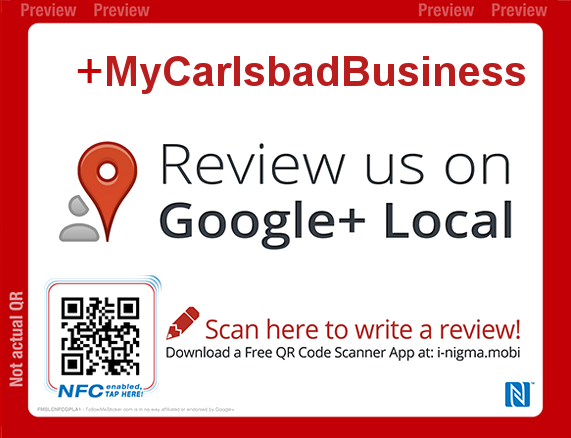 FREE Google Reviews Toolkit for Carlsbad Businesses