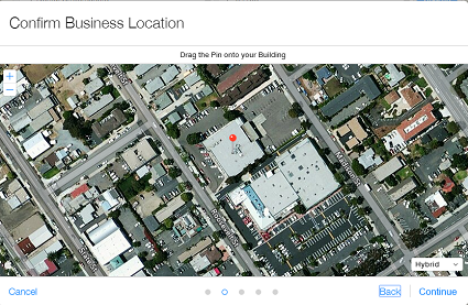 Carlsbad Business Location Apple Maps
