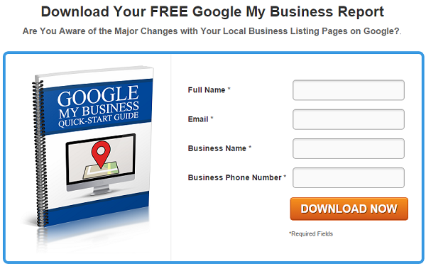 Google My Business Report for Carlsbad Businesses