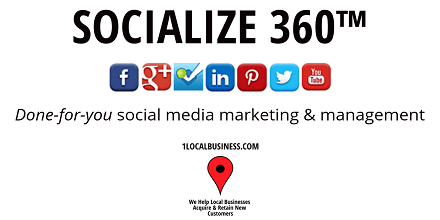 Social Media Marketing & Management for Local Businesses
