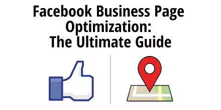 How To Optimize Facebook Business Pages by 1LocalBusiness.com