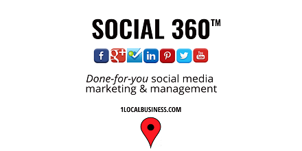 Social Media Marketing Carlsbad 1LocalBusiness.com
