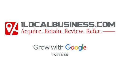 1LocalBusiness Grow with Google Partner