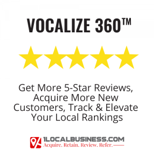 Vocalize 360 by 1LocalBusiness