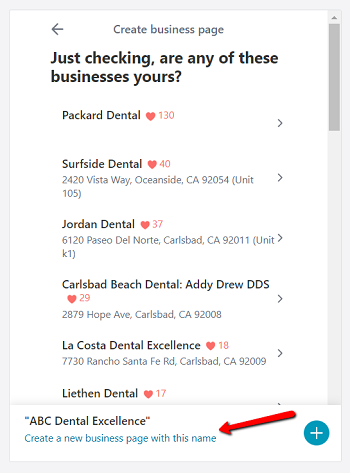 Adding a New Business to Nextdoor